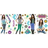 Blue Mountain Wallcoverings GAPP1853 Disney Wizards of Waverly Place Room Appliqu
