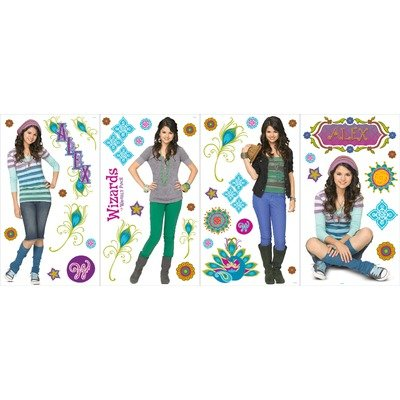 Blue Mountain Wallcoverings GAPP1853 Disney Wizards of Waverly Place Room Appliqué