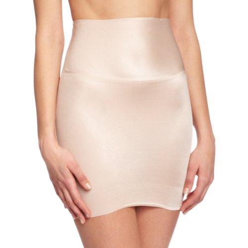 Naomi & Nicole Adjustable Women's Slip Nude Size 10