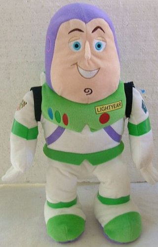 "Disney Lightyear Plush 15"" Toy - 1"