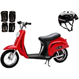 Razor Red Pocket Mod Electric Scooter