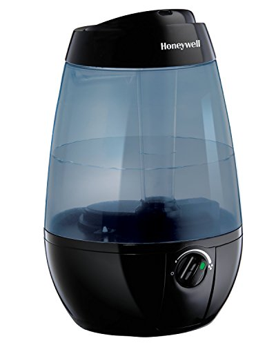 Honeywell HUL535B Cool Mist Humidifier, Black