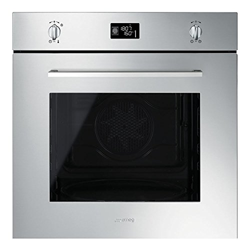 Smeg Cucina SF496XE Built-in Single Oven Electric Multifunction