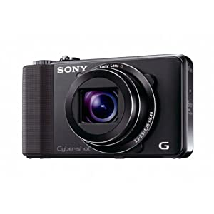 8. Sony Cyber-shot DSC-HX9V 16.2 MP Exmor R CMOS Digital Still Camera with 16x Optical Zoom G Lens, 3D Sweep Panorama and Full HD 1080/60p Video Price: 	$298.36