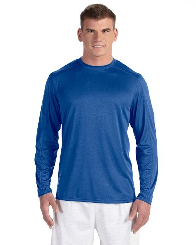 Champion CV26 Vapor Long Sleeve T Shirt газонокосилка бензиновая champion lm5127bs