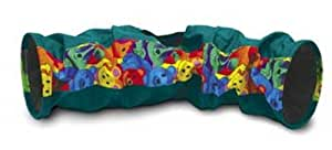 Super Pet Crinkle Tunnel, Colors may Vary