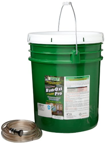Hydroxi Pro Hpc-5C-Wk 5 Gallon Concentrated Multi-Purpose Cleaner With 10-Inch Extension Hose front-295767