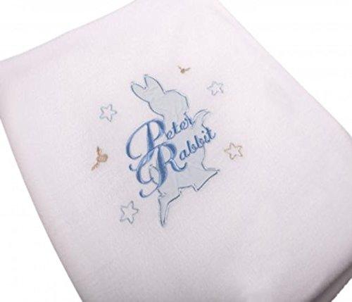 Peter Rabbit Fleece Blanket front-862486