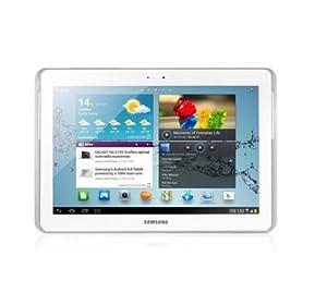 Samsung Galaxy Tab 2 GT-P5110ZWAXEF Tablette 10.1''( 25,65 cm) Processeur Dual-Core Android Wifi 16 Go Blanc