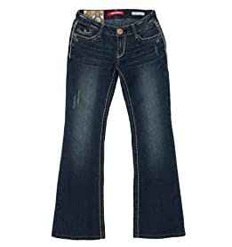 Girls Natalie Denim Bootcut Jeans