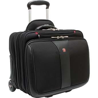 Wenger Patriot Rolling Case - Black