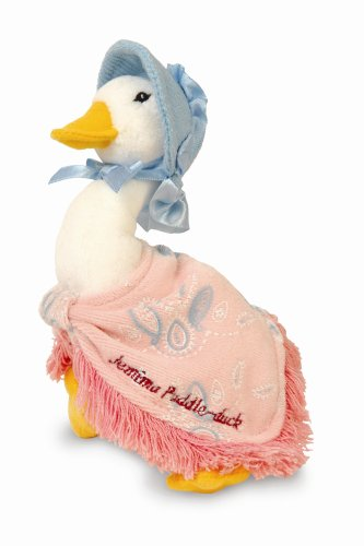 Kids Preferred Jemima Puddle-Duck Bean Bag Toy front-1016100