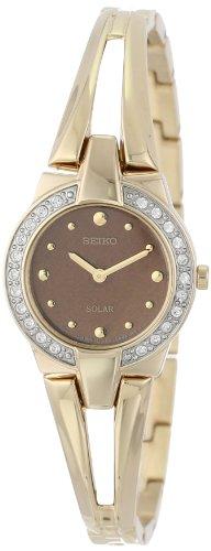 Seiko Women's SUP208 Classic Solar Watch