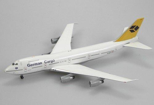 AVIATION400 German Cargo 747-200F 1/400