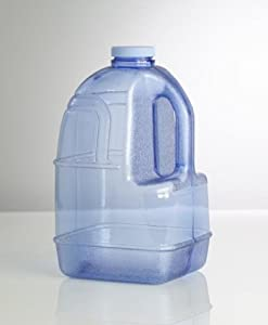WaterU BPA Free Dairy Jug, 1-Gallon