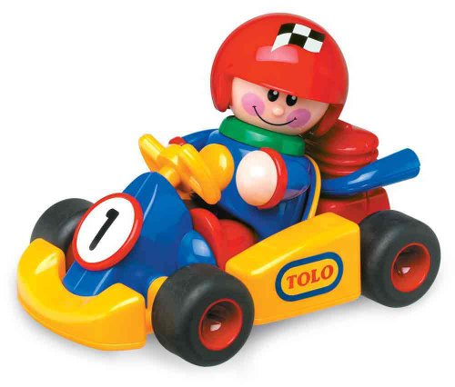 Tolo Toys First Friends Go Kart