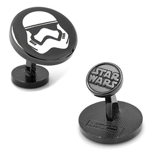 Star Wars Stormtrooper Round Cufflinks