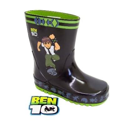 Boys Ben 10 Kids Wellington Boots