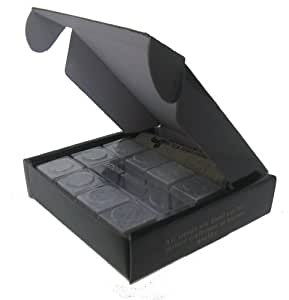 Spirit Stones Premium Chilling Stones Pure Soap Stone Set of 9 with Giftbox Soapstone