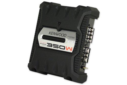 Kenwood Kac-5204 350 Watt 2 Channel Car Amplifier | 4