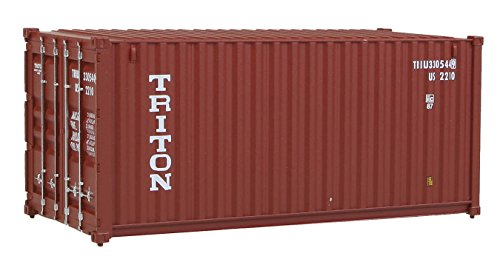 Walthers SceneMaster RS Triton Container, 20' (Model Shipping Container compare prices)