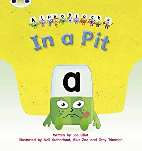 In a Pit: Alphablocks Set 01-02 (Phonics Bug)