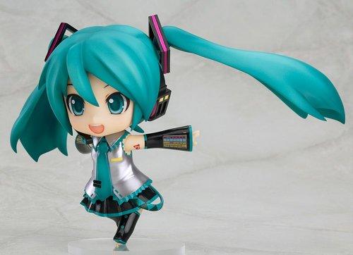 キャラクター・ボーカル・シリーズ01 初音ミク ねんどろいど 初音ミク 2.0 (ABS&PVC塗装済み可動フィギュア)