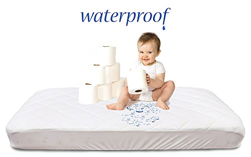 Ikea Küchen Ohne Elektrogeräte ~ Sale 40% Off  Quilted and Fitted Waterproof Crib Mattress Pad & Cover