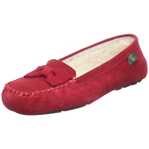 Cheap Lauren Ralph Lauren Women's Mabel II Moccasin Slipper (B004FE8TEQ)
