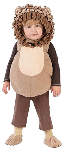 Lion Vest up to 24 Months Costume