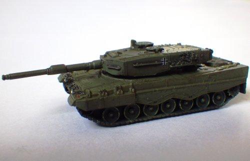 西ドイツ軍 レオバルド 2 主力戦車 A4型 単色迷彩