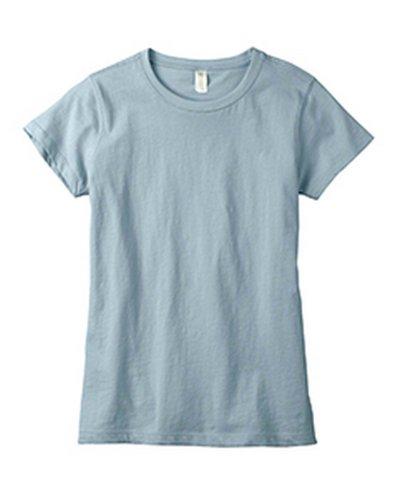 Econscious Ec3000 Ladies Short Sleeve T Shirt. - Sky - Xl front-682217
