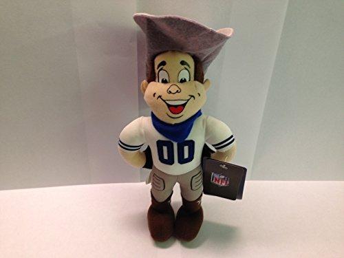 "NFL Dallas Cowboys Plush Mascot - 9"""