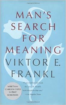 Man's Search for Meaning: Gift Edition price comparison at Flipkart, Amazon, Crossword, Uread, Bookadda, Landmark, Homeshop18