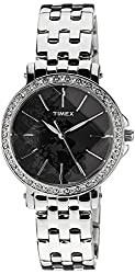 Timex Fashion Analog Grey Dial Womens Watch - J501