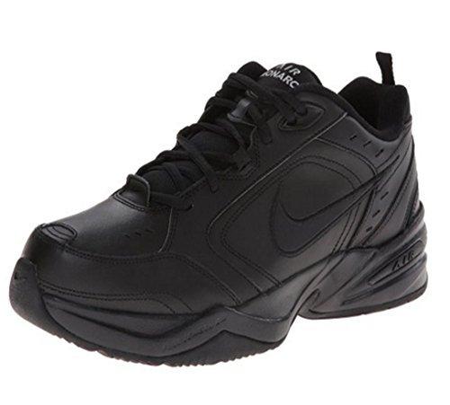 Chrisdav Men's Air Monarch IV (4E) Training Shoe (9.5, White)