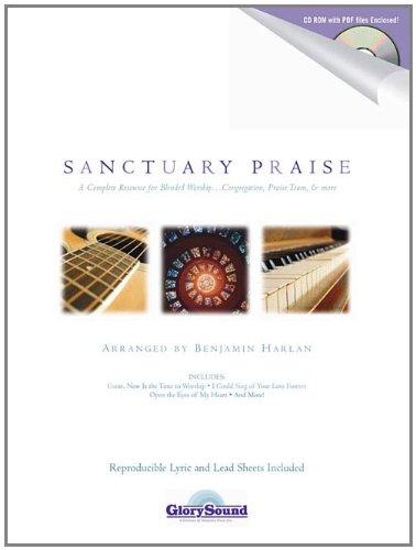 Sanctuary Praise: Book/CD-ROM Pack (Pvg)