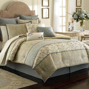 Berkley 4 Piece Comforter Set Size: King front-234897
