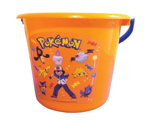 Pokemon Sand or Trick-or-Treat Pail