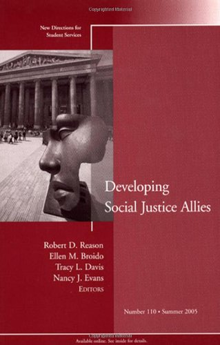 Developing Social Justice Allies: New Directions for...
