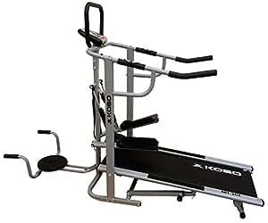 Kobo MT101 Treadmill (Silver/Black)