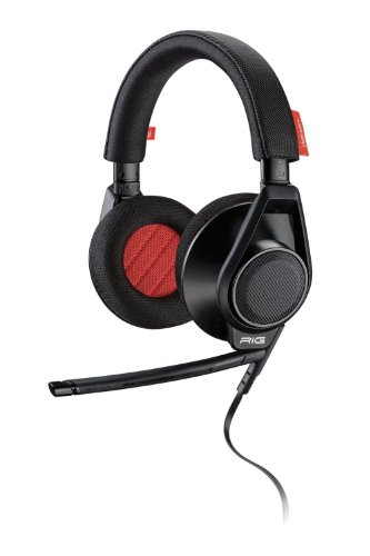 Plantronics RIG Stereo Headset and Mixer - Black Black Friday & Cyber Monday 2014