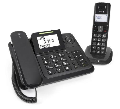 Doro - COMFORT4005 - Téléphone filaire + combiné