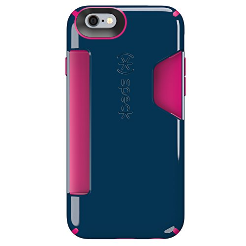 sports shoes 7e3c1 40cc8 Speck Products CandyShell Card Case for iPhone 6/iPhone 6S - Import It All