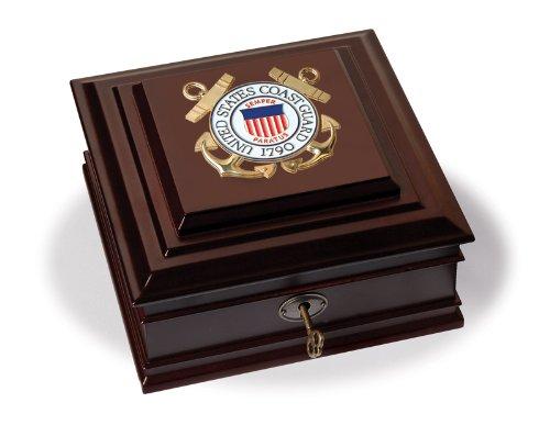 Allied Frame United States Coast Guard Executive Desktop Box