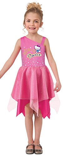 Hello Kitty Pink Modern Dancer Dress-Up Outfit