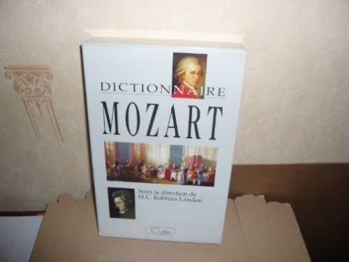 Dictionnaire Mozart