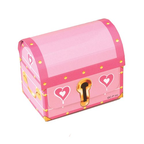 Princess Treasure Chests : package of 12 - 1