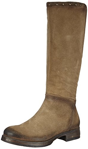 Manas LIDA, Stivali da equitazione Donna, Verde (Grün (FOGLIA)), 37