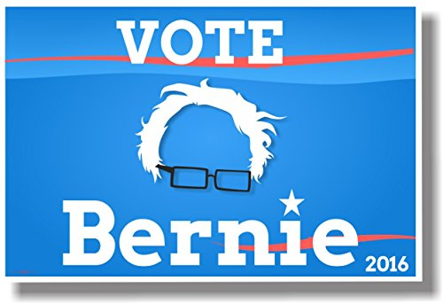 Vote-Bernie-2016-horizontal-NEW-Political-Poster